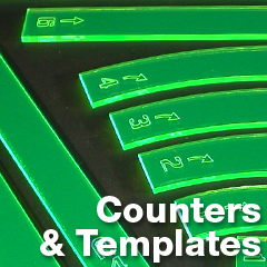 Counters & Templates